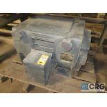 Baldor motor, 200 HP, 1,185 RPM, 2,300/4,160 volts, equipment #E03451 (496 Dock Area)