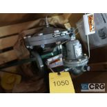 Fisher 92B relief actuator valve, stainless 3 in., rating 185, s/n R049223830 (Finish Building)