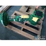 Fisher 667 relief actuator valve, port size 3 7/16, rating CL600PF, s/n 21607438 (Finish Building)