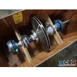 Goulds 3405M 4 x 6 x 17 impeller assembly (Basement Stores)
