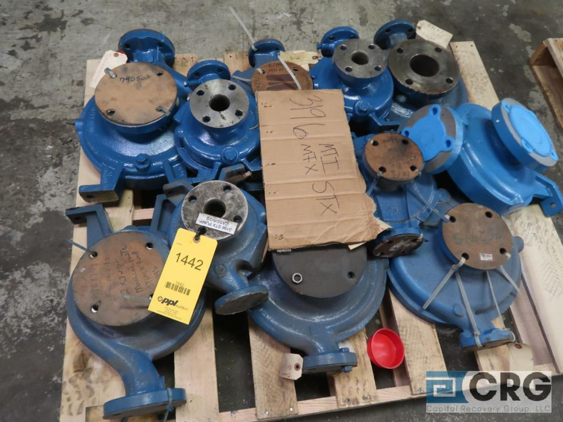 Lot of Goulds 3196 cassing, MTI, MTX, and STX (Basement Stores)