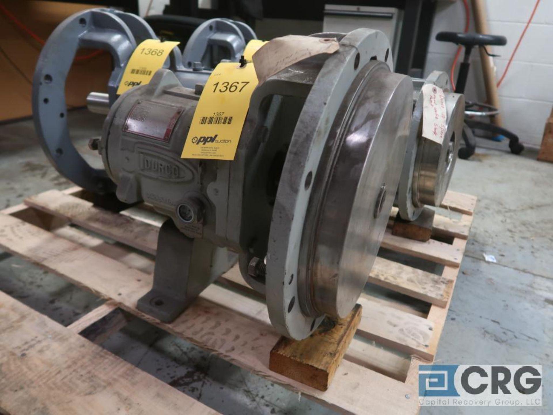 Durco PEZYA 13 LMS centrifugal pump, s/n 459739 (Basement Stores)