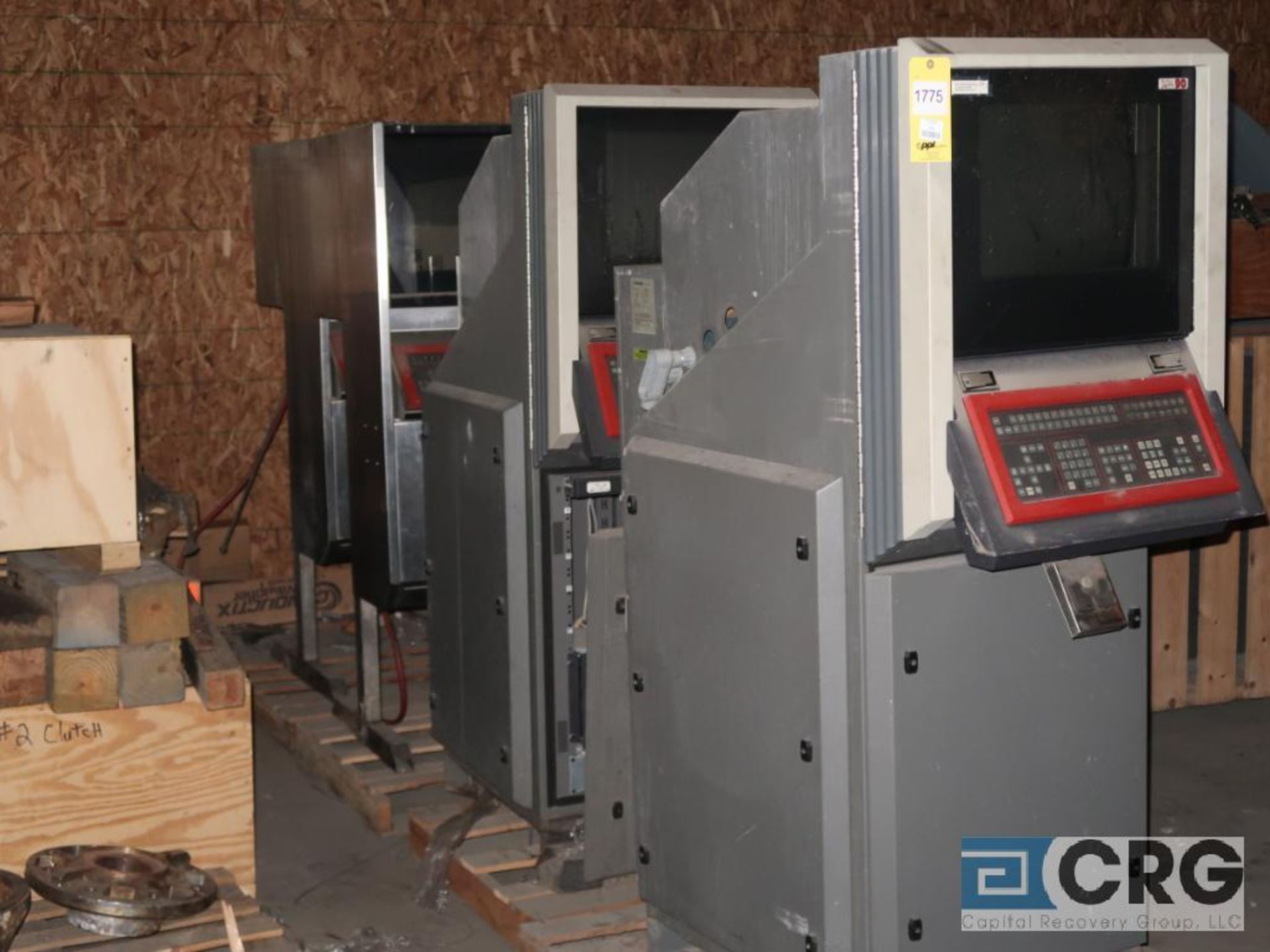 Lot of (4) Baily computer work stations (Next Bay)