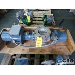 DeZurik stainless 6 in. actuator valve (Finish Building)