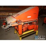 IRE Port O Cut roll guillotine, 36 in. blade, s/n 18471 (Off Site Warehouse)