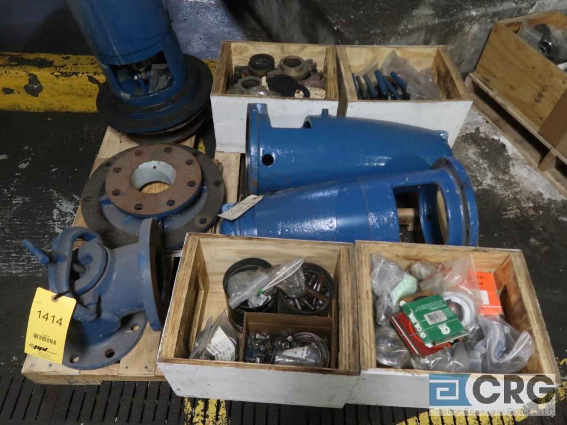 Chicago assorted pump parts (Basement Stores)