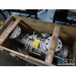 KSB H3M 3/5 feed water pump, 360 GPM (Basement Stores)