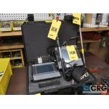 Lot of (2) Emmerso AMS 2140 machine analyzers (Basement Stores)