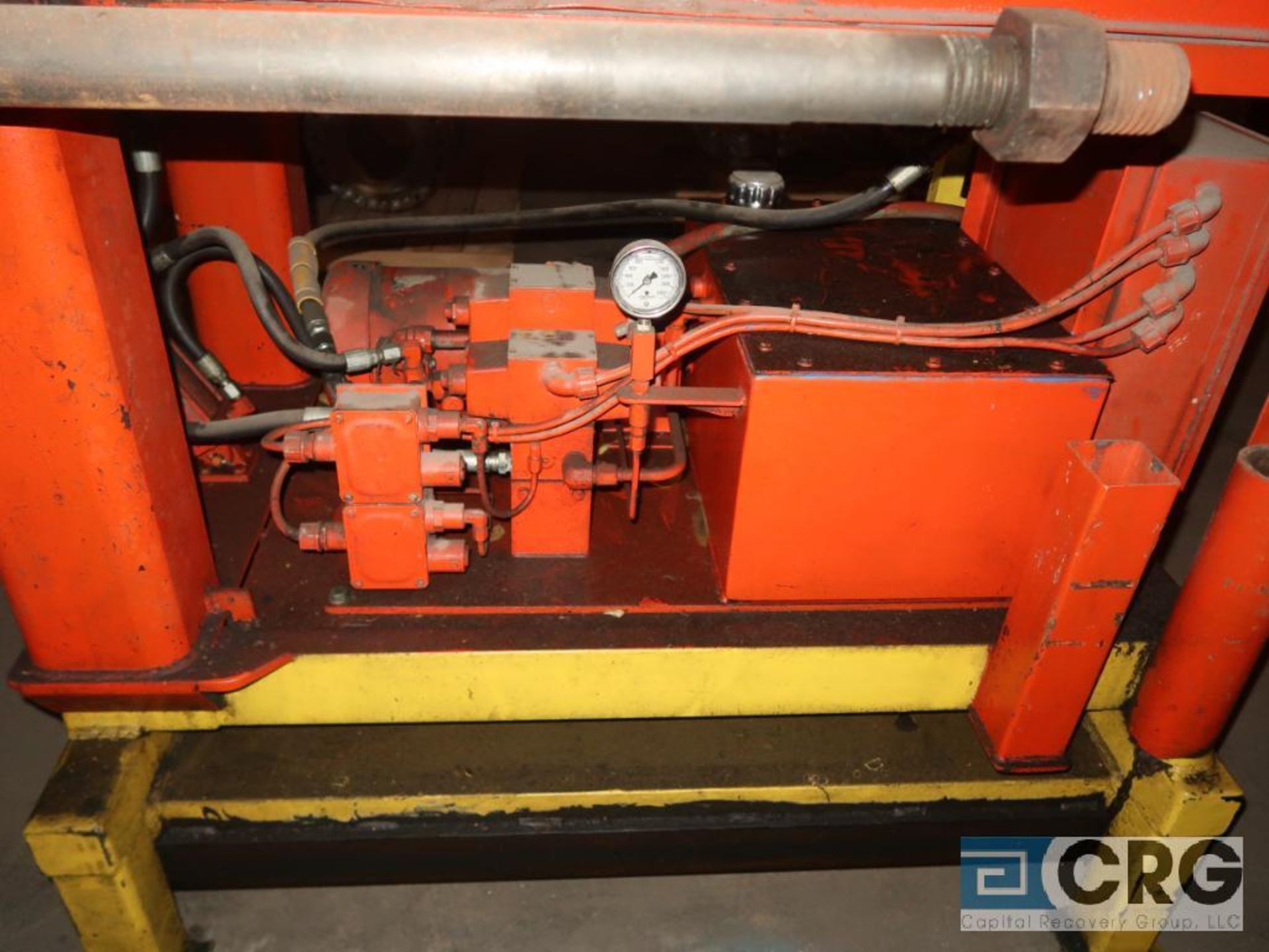 IRE Port O Cut roll guillotine, 36 in. blade, s/n 18471 (Off Site Warehouse) - Image 2 of 2