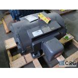 Nidec Motor Corp. electric motor, 150 HP, 1,785 RPMs, 460 volt, 3 ph., 444TS frame (Finish