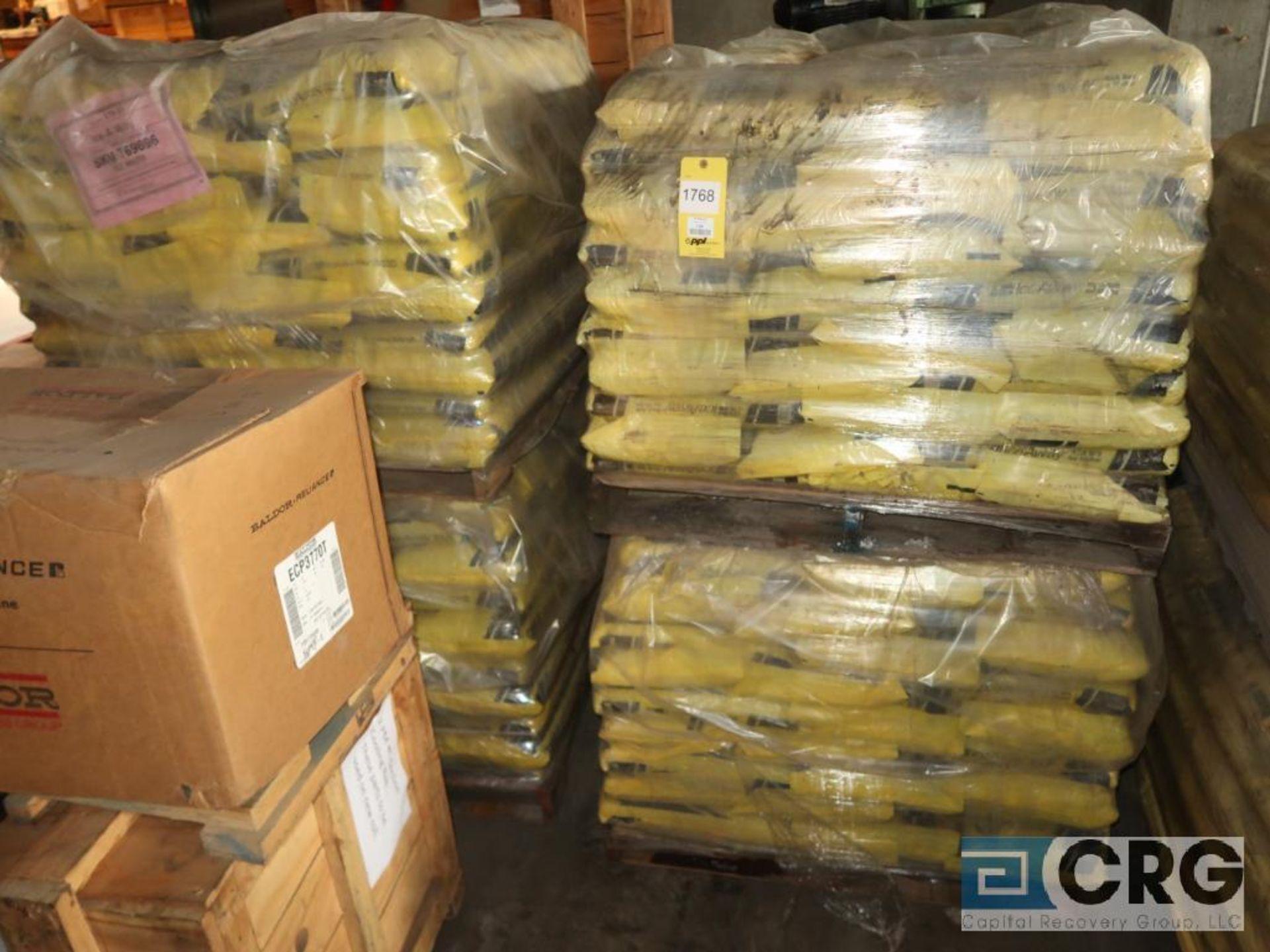Lot of (10) pallets Ice Away rock salt, 100 bags per pallet, 25 lb. per bag (Next Bay) - Image 2 of 2