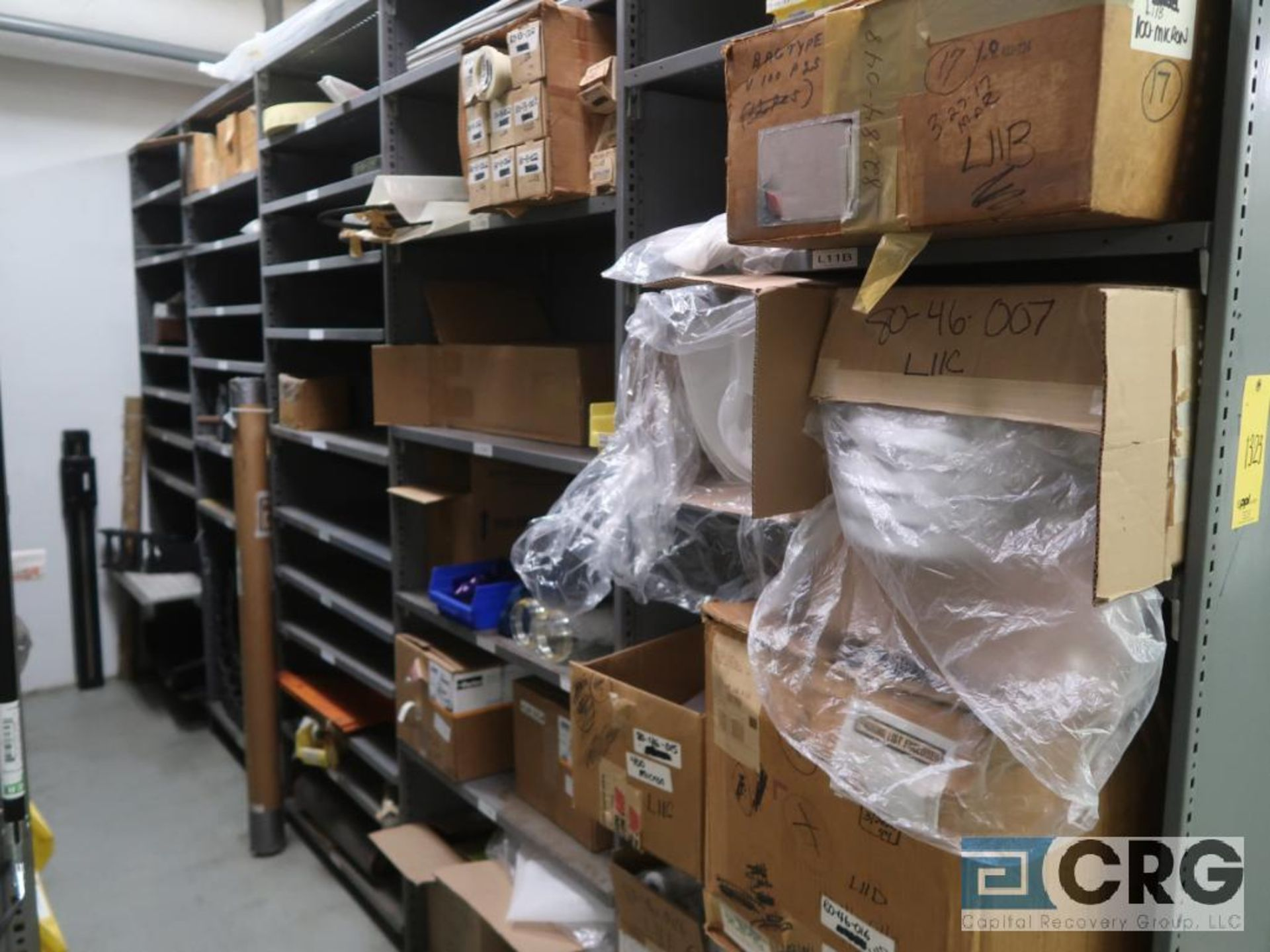 Lot of (15) sections with chart recording chat, pen, and toners-CONTENTS ONLY (Store Basement) - Image 8 of 9
