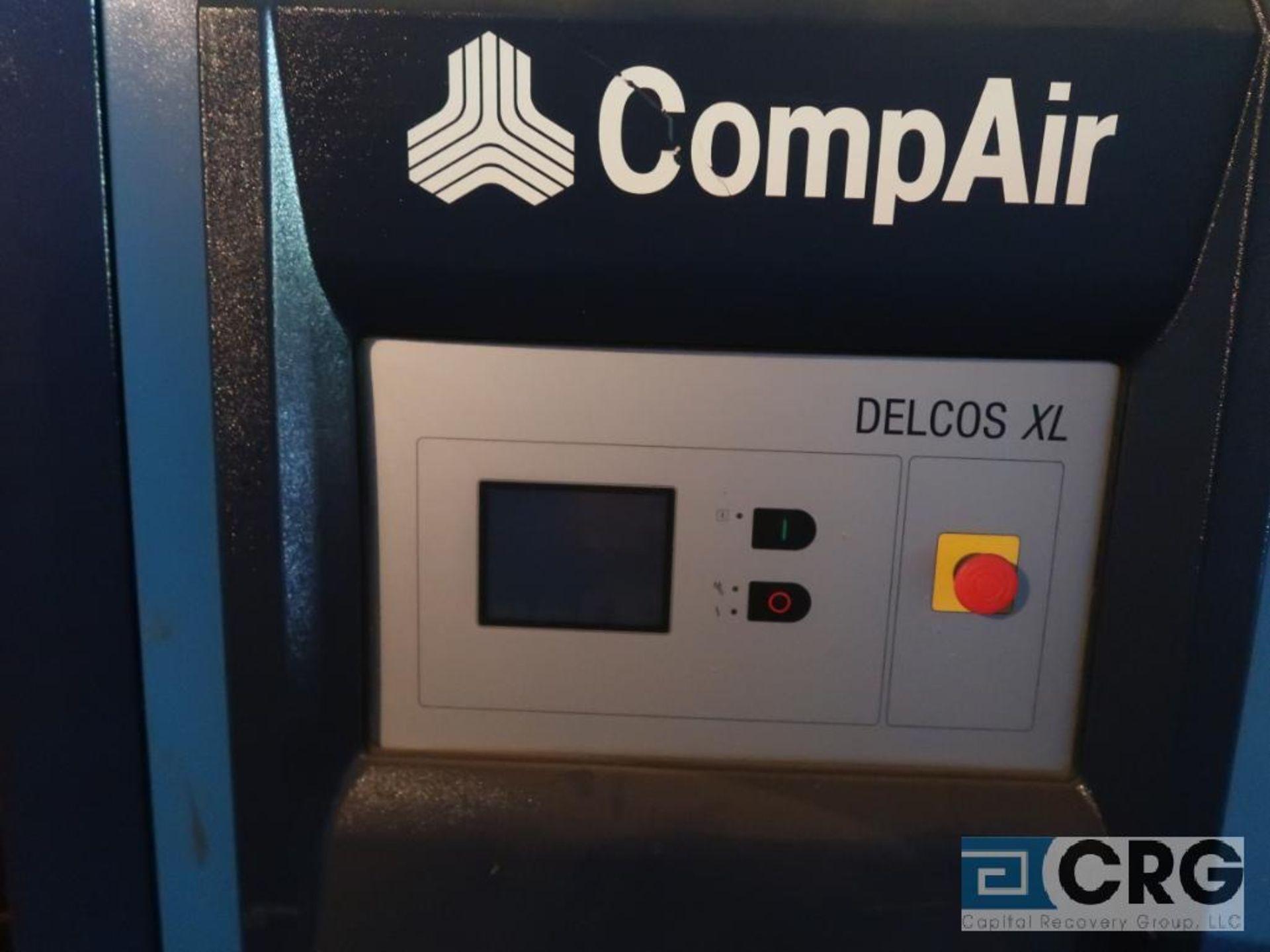 Gardner Denver L37RS DELCOSXL air compressor, mfg. 2011, s/n 6400001 (Off Site Warehouse) - Image 2 of 3