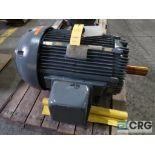 Siemens-Allis PE-21 efficiency motor, 150 HP, 1,785 RPMs, 460 volt, 3 ph., 445T frame (Finish