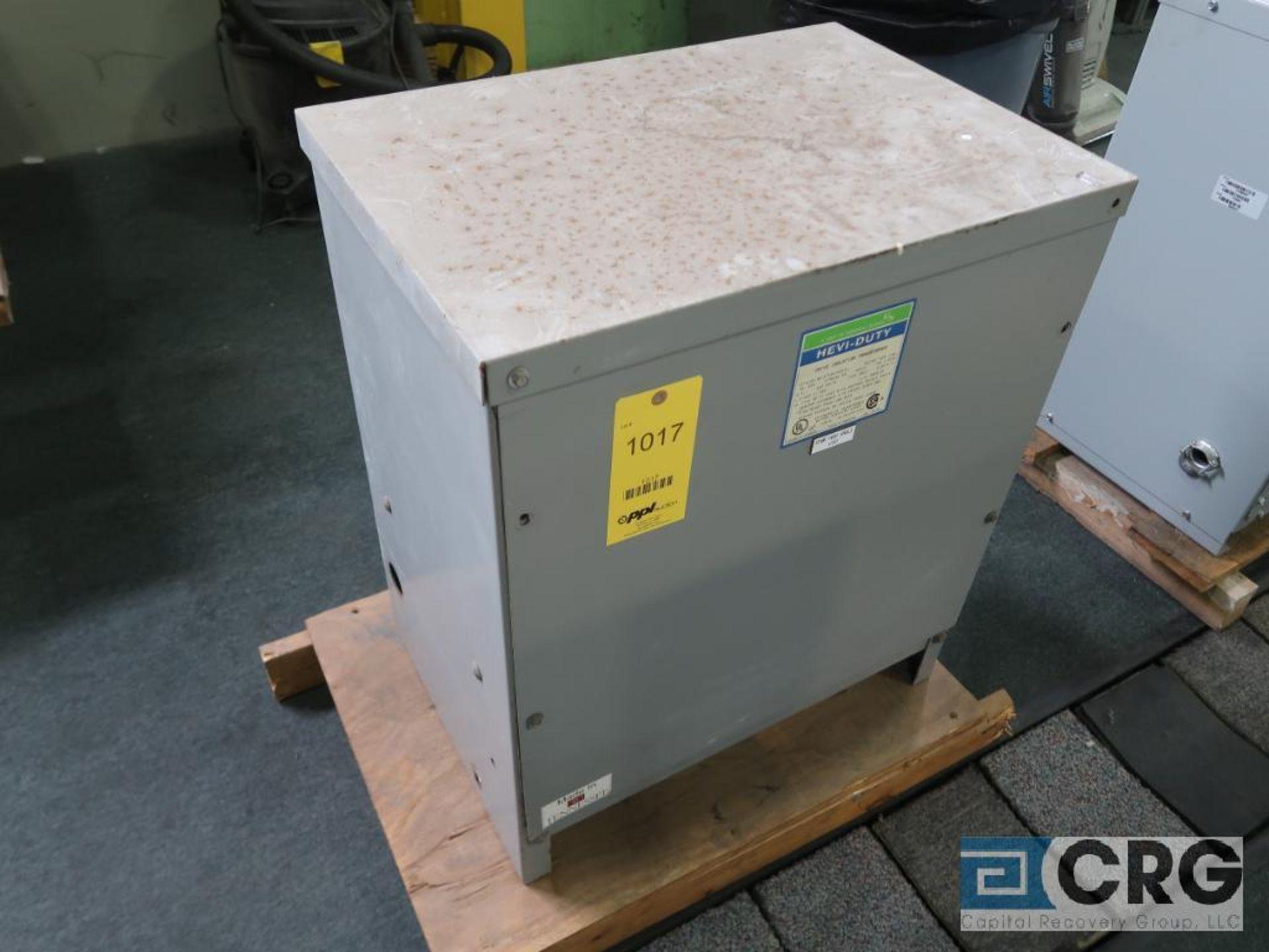 GS drive isolation transformer, 34 KVA, 460 volt (Finish Building)