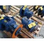 Lot of (3) Goulds 3196 MTI pumps, (2) 13 in., and (1) 10 in. (Basement Stores)