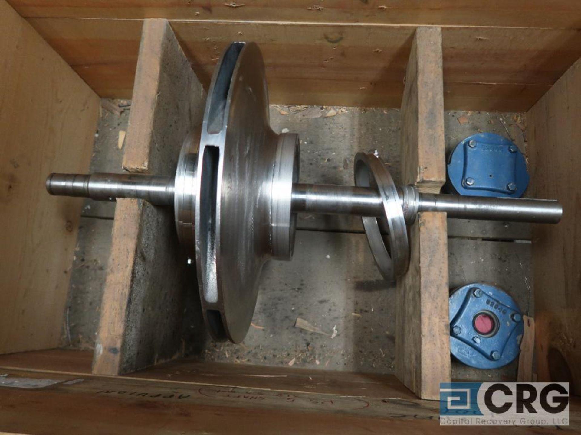 Goulds impeller assembly (Basement Stores)