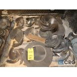Lot of Goulds 3135 assorted impellers (Basement Stores)