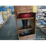 Leslie 3 in. pressure relief valve (Finish Building)