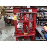 Sunex 5220 hydraulic press, 20 ton cap. (Basement Stores)