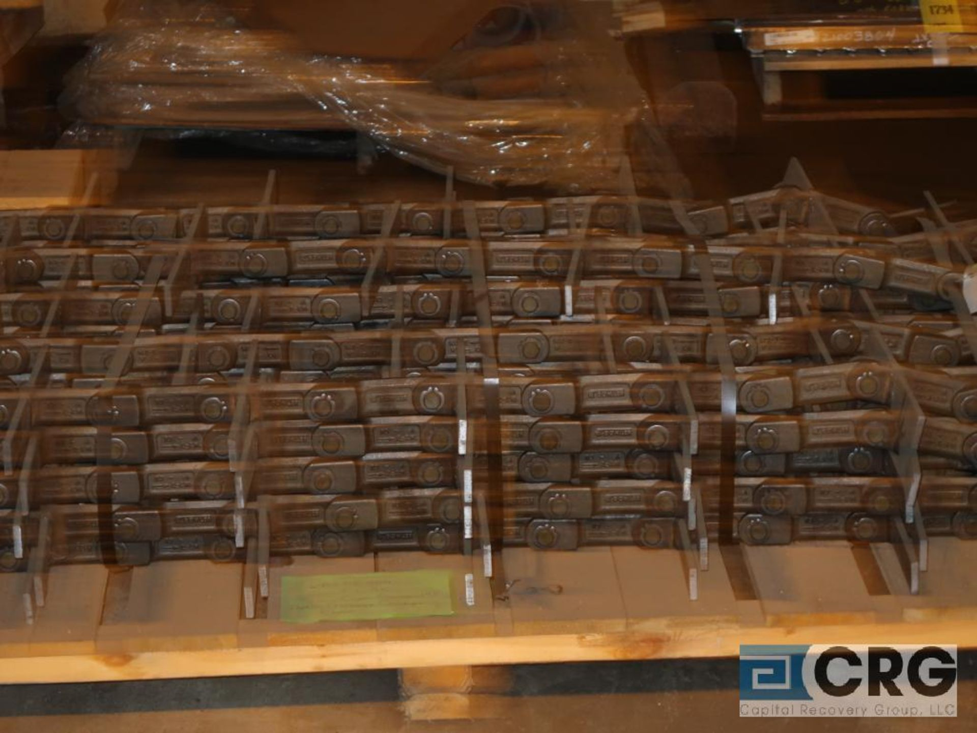 Lot of assorted parts for debarker, coal, and chipper on (29) pallets (Next Bay Cage Area) - Image 16 of 17