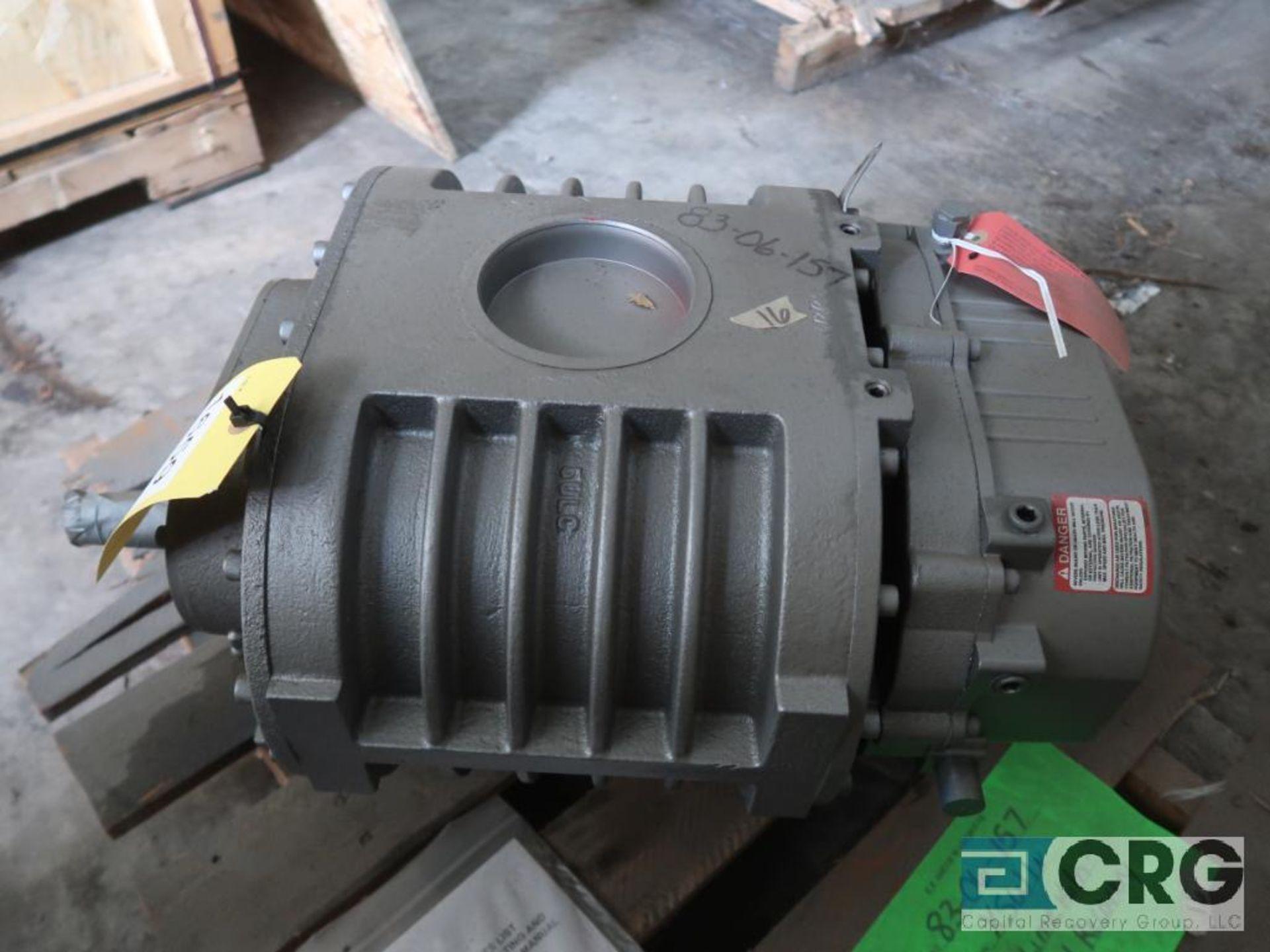 Gardner Denver GAELDRA 5 LR rotary blower, s/n 472724 (Off Site Warehouse)