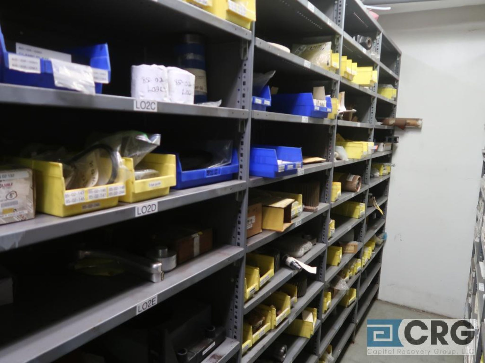 Lot of (15) sections with chart recording chat, pen, and toners-CONTENTS ONLY (Store Basement) - Image 5 of 9