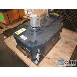 Falk 2070 YBXU2AS gear drive, ratio-11.31, input RPM 1,780, output RPM 157.4, service rate HP. 25,