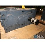 Falk/Hansen RD821S BND gear drive, ratio-1.875, RPM 1,790/143/954, service rate HP. 125 (Next Bay
