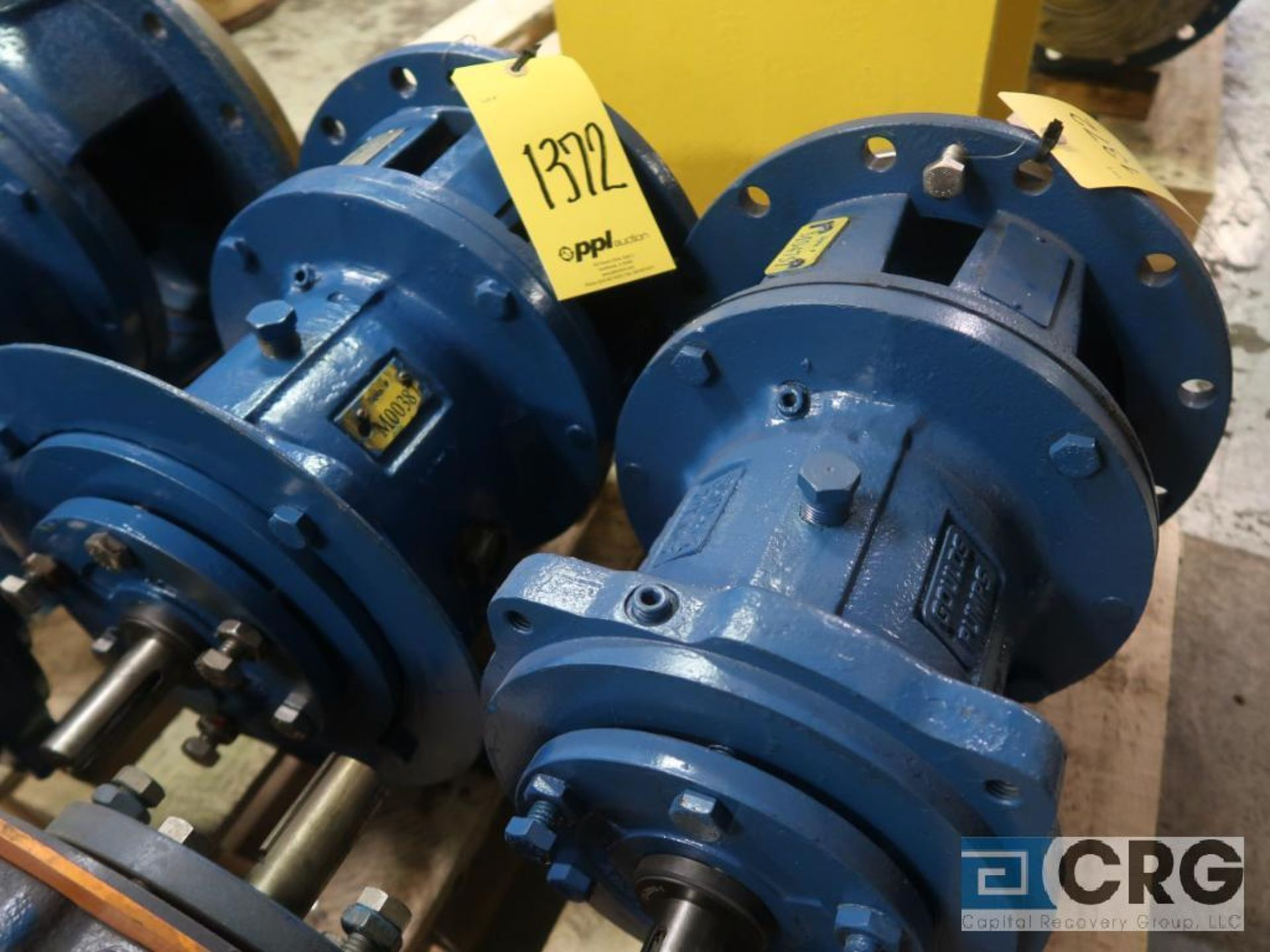 Lot of (2) Goulds 3196 MT 10 in. pumps (Basement Stores)