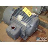 Louis-Allis Pacemaker motor, 75 HP, 1,775 RPMs, 230/460 volt, 3 ph., 365TS frame (Finish Building)