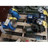 Lot of (4) Goulds pumps, (2) 3199, (1) STI, and (1) power unit (Basement Stores)