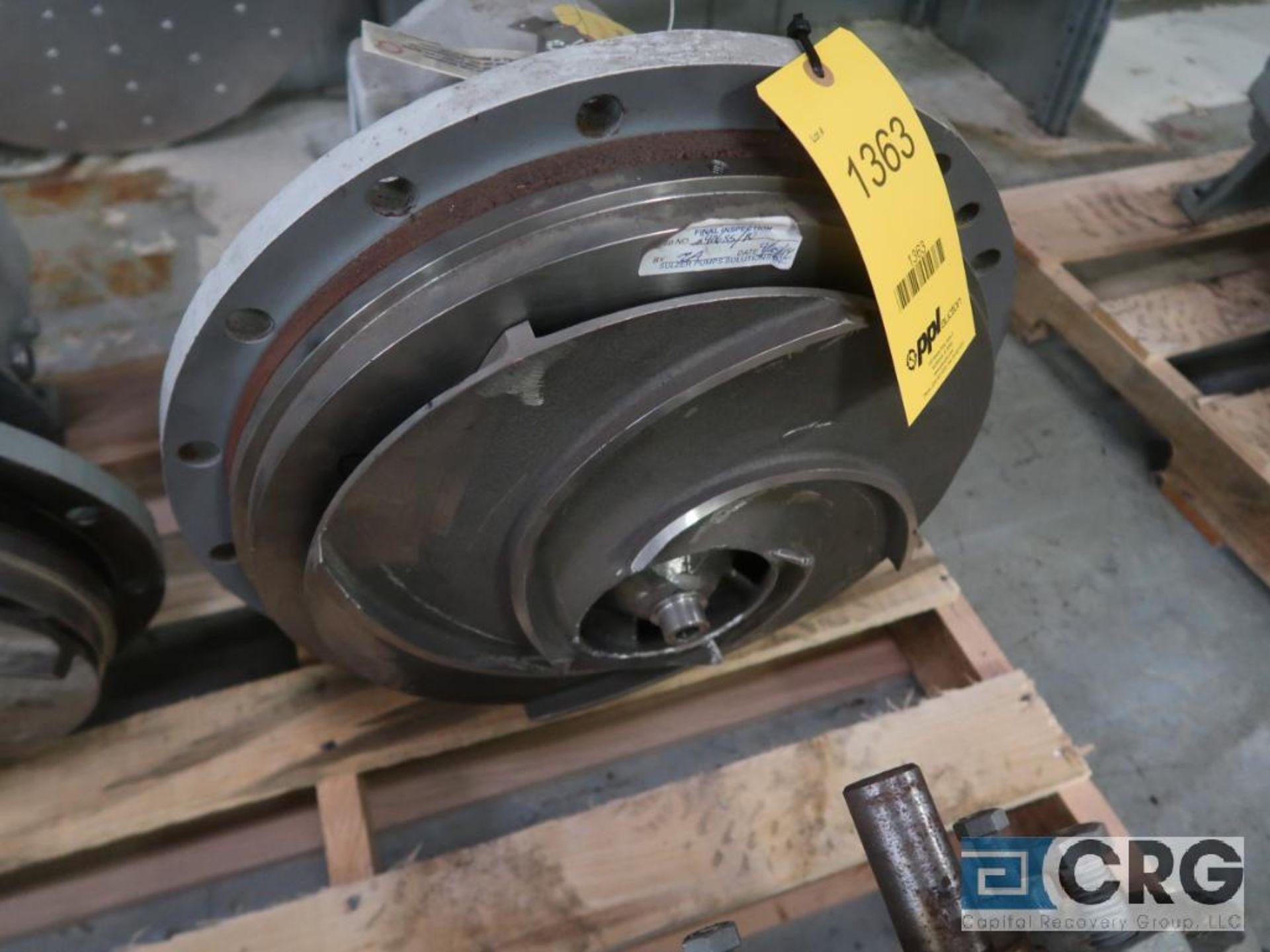 Sulzer APT 33-4 process pump, 10 x 8 x 13 (Basement Stores) - Image 2 of 2