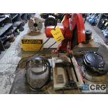 Milwaukee chop saw, 115 volt (Stores Area)