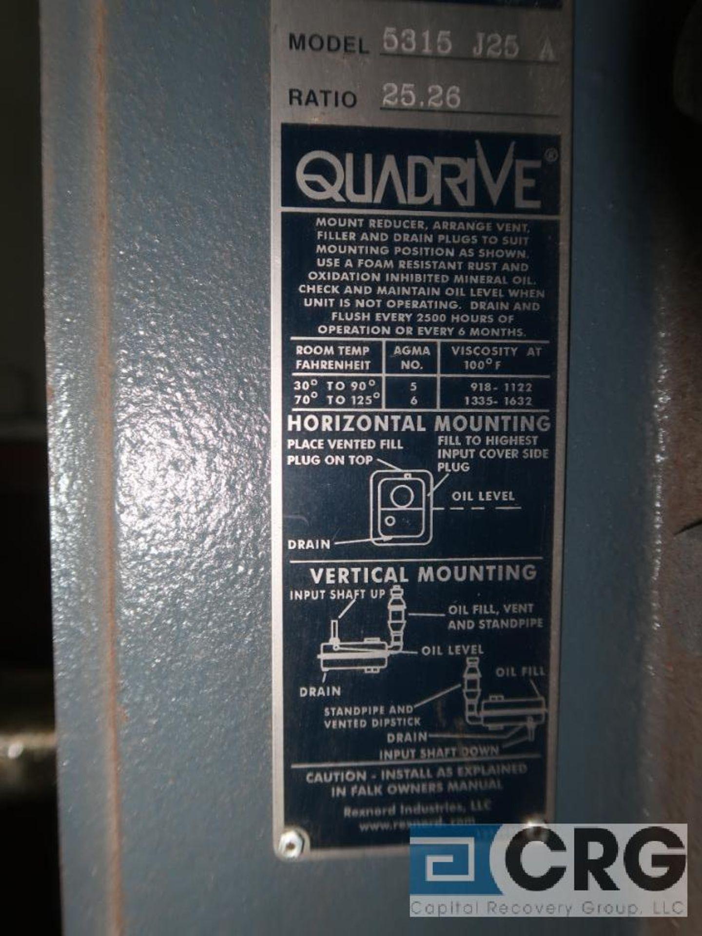 Falk 5315 J25A quadrive gear, ratio 25.26 (Finish Building) - Image 2 of 2