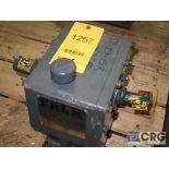 Falk 1020 FC2A gear drive, ratio 1.78, 983.15 RPM, s/n 68219110 (Finish Building)