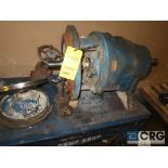 Goulds 3175 12 in. pump with cart (Basement Stores)