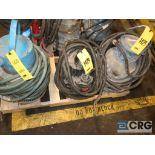 Lot of (3) Flygt sump pumps, 460 volt (Basement Stores)