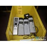 Lot of (4) pocket strobes, (1) Shimpo, and (3) Check Line (Basement Stores)