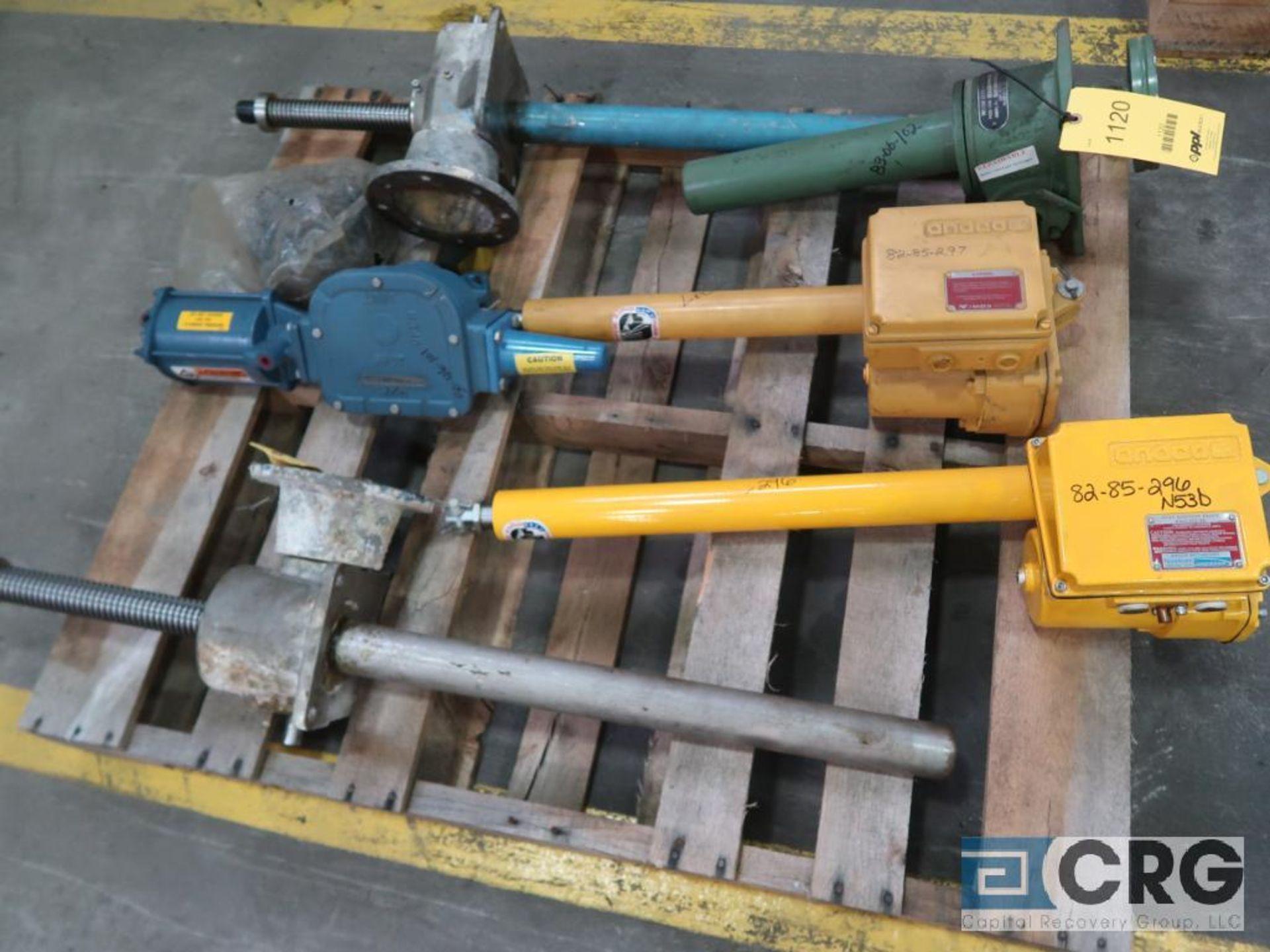 Worm gear actuator (Finish Building)