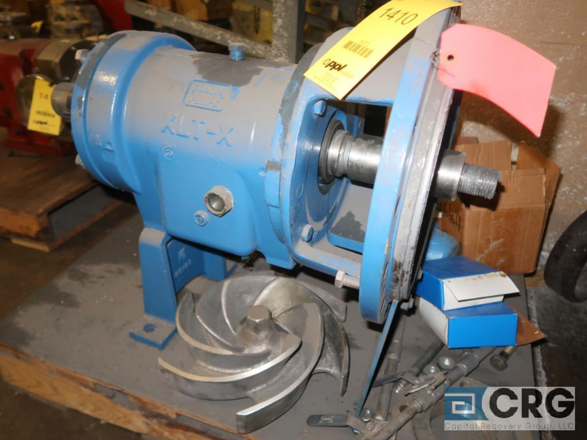 Goulds 3196 XLT pump (Basement Stores)