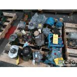 Lot of (17) hydraulic motors (Finish Building)