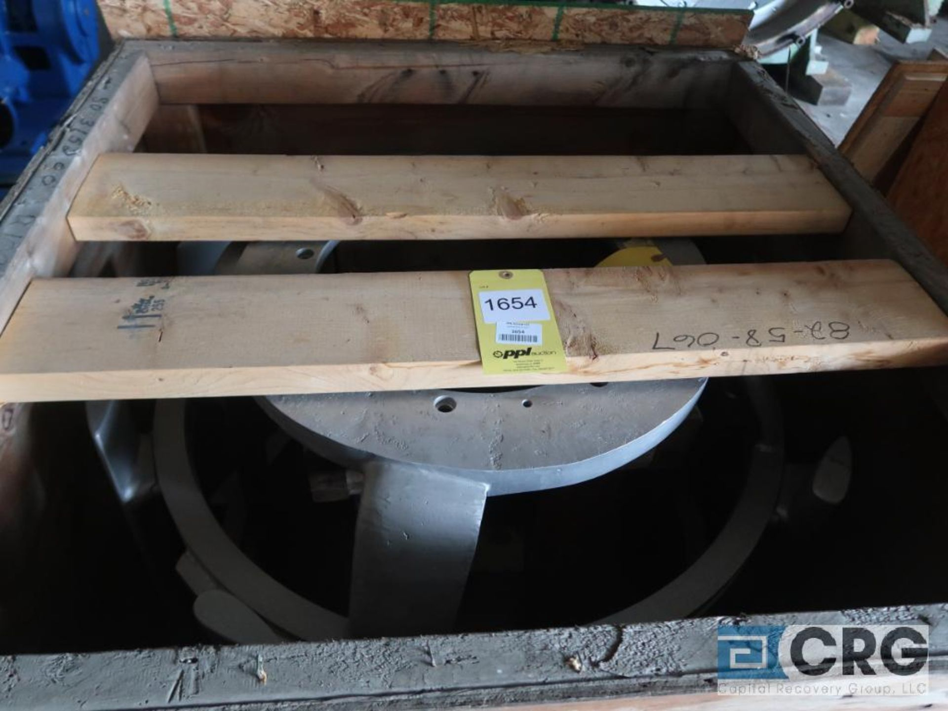Voith ZCN419100020 GNF stainless rotor (Off Site Warehouse)