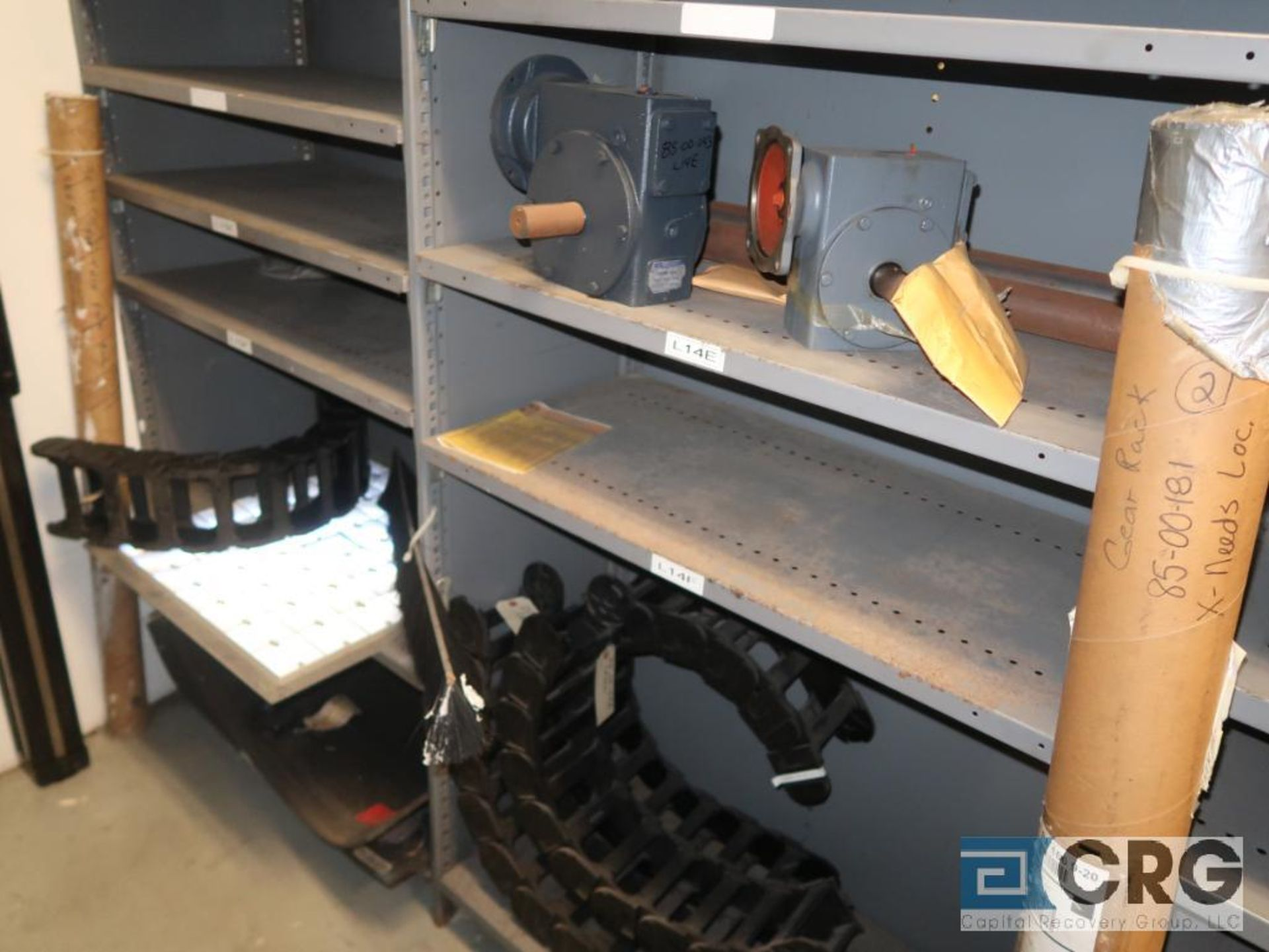 Lot of (15) sections with chart recording chat, pen, and toners-CONTENTS ONLY (Store Basement) - Image 9 of 9