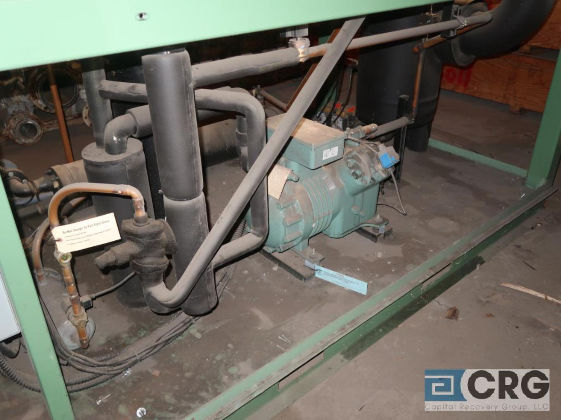 Cameron DC4000 W4 refrigeration/air dryer system, cap. 4,000 SCFM, MWP175, 460 volt (Off Site - Image 4 of 4
