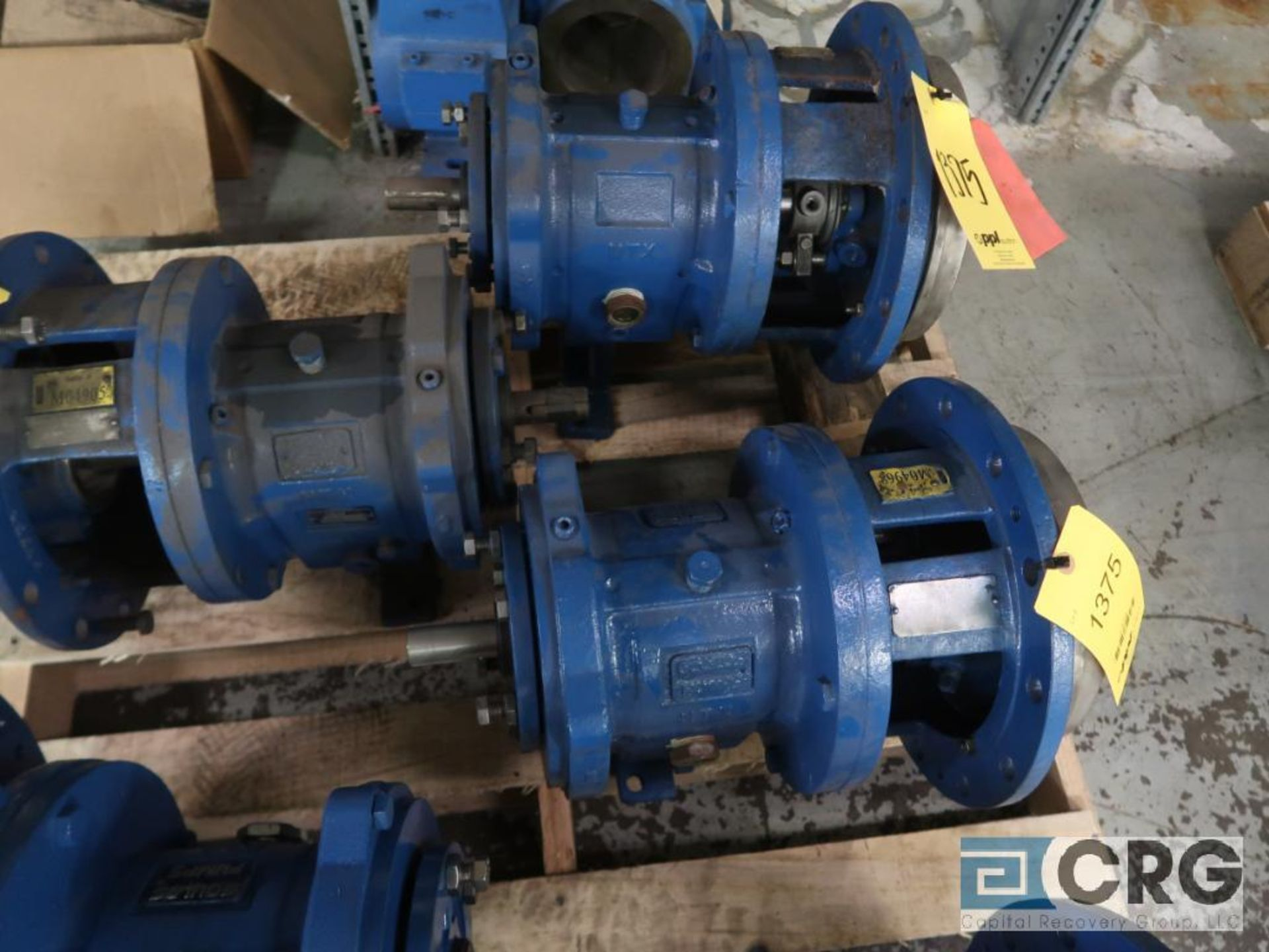 Lot of (3) Goulds 3196 MTX 10 in. pumps (Basement Stores)