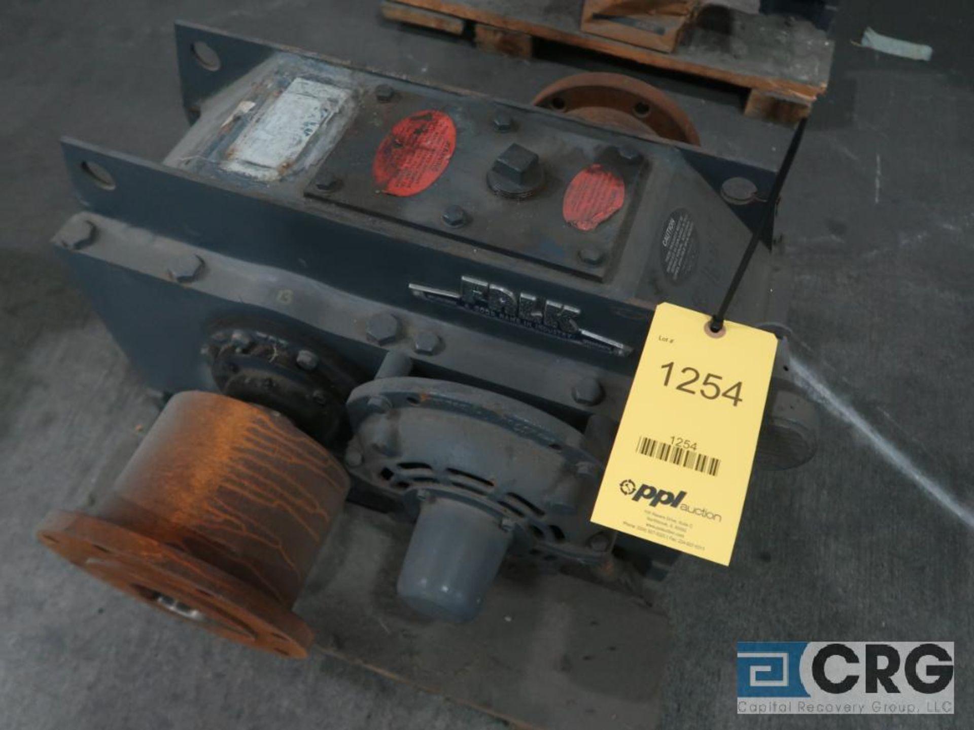 Falk 305 A1A parallel gear drive, ratio 53.600, 321.4 RPM (Finish Building)