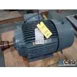 Siemens PE-21 PLUS motor, 50 HP, 1,770 RPMs, 460 volt, 3 ph., 326T frame (Finish Building)