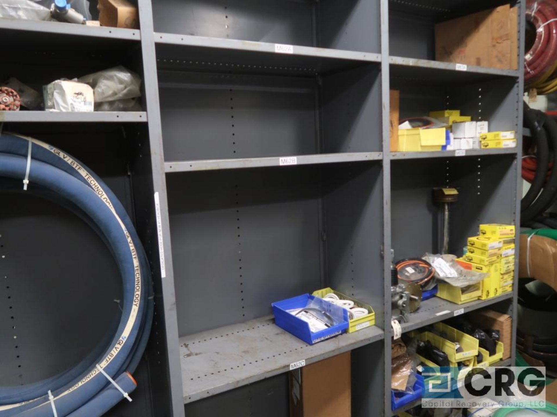 Lot of (20) sections with assorted parts including valve gasket, conveyor, roller, sight glass, - Image 12 of 12