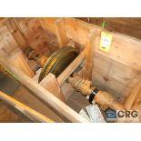 Elliot turbine rotor (Next Bay Cage Area)
